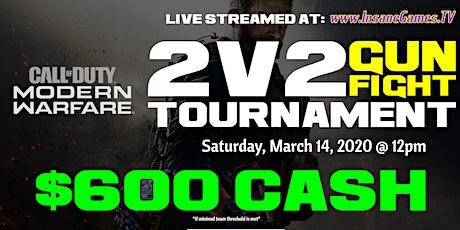 2v2 GunFight Tournament tickets