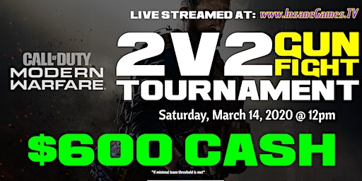 2v2 GunFight Tournament