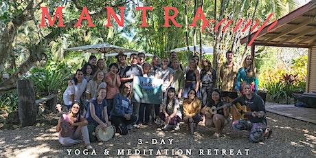 Mantra Camp | 3-Day Yoga & Meditation Retreat tickets