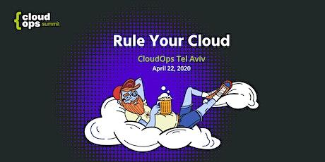CloudOps Summit tickets