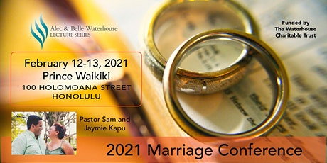 2021 Marriage Conference tickets