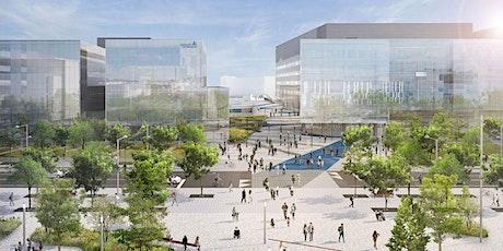 Construction du campus MIL à l'Université de Montreal tickets