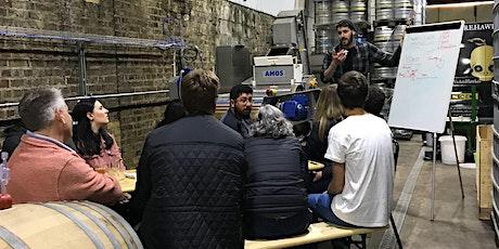 Cider Making Masterclass- Sat  25th April tickets