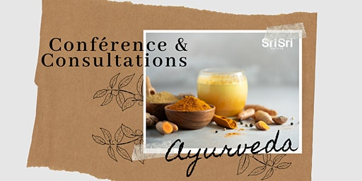 Conférence sur l'Ayurveda - Mulhouse