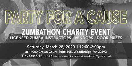 ZUMBATHON CHARITY EVENT | Benefiting the National Capital A Cinderella Ball tickets