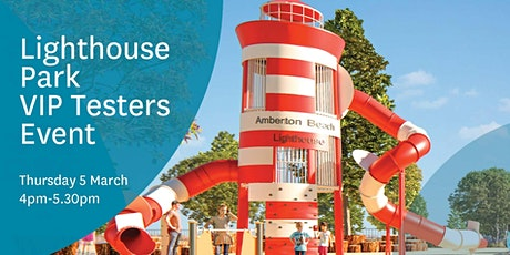 Amberton Beach Lighthouse Park VIP Testers Event tickets