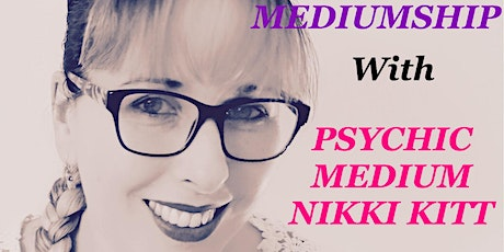 Evening of Mediumship with Nikki Kitt - Calne tickets