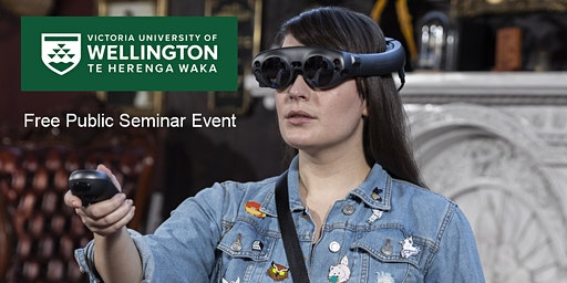 Future of XR: Empathic Computing and XR in Industry (9am-12pm Fri 21 Feb)