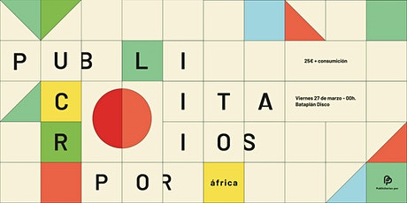 Publicitarios por África entradas