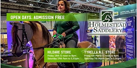 Equestrian Open Days tickets