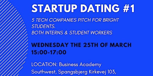 TECHHUB SYD - STARTUP DATING #1