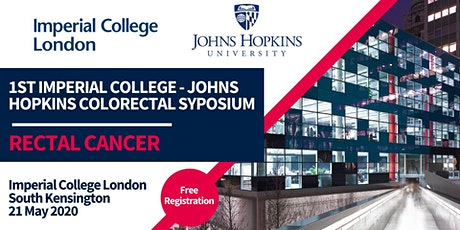 1st Imperial College - Johns Hopkins Colorectal syposium tickets