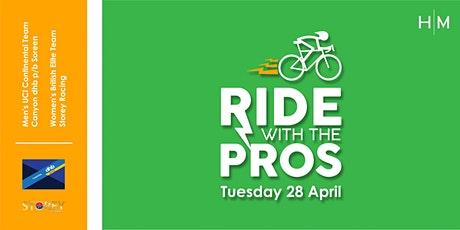 Hilson Moran: Ride with the Pros tickets