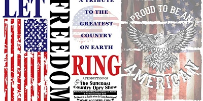 Let Freedom Ring: A tribute to the greatest country on Earth!