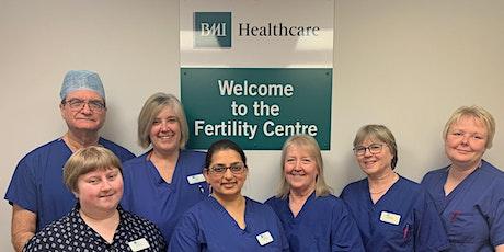 FREE Fertility Open Evening in Sutton Coldfield tickets