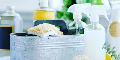 Low-Tox/Non-Tox Natural DIY Cleaning Products Workshop