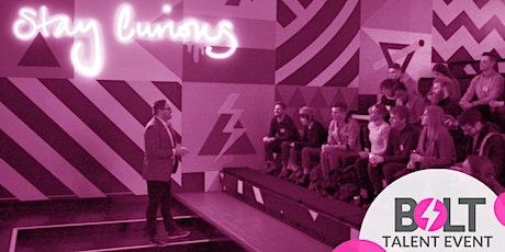 Bolt Digital - Creative & Performance Marketers Talent Event tickets