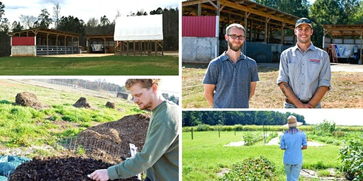 Open House: NC State Compost Facility & Research Cooperative