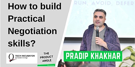 How to Build Practical Negotiation Skills tickets