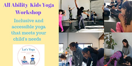 All Ability Kids Yoga  (Maylands) tickets