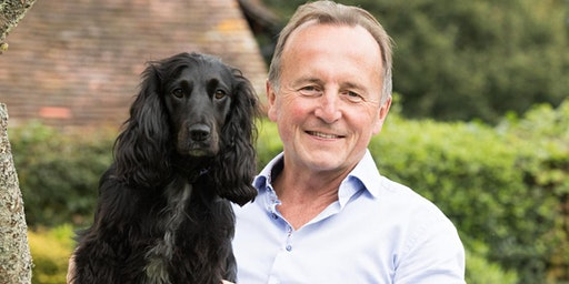 Afternoon Tea and Talk by Author, Colin Butcher with Molly the Pet Detective