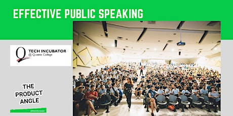 Effective Public Speaking tickets