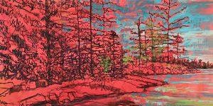 Acrylic Landscape Painting with Kim Atlin