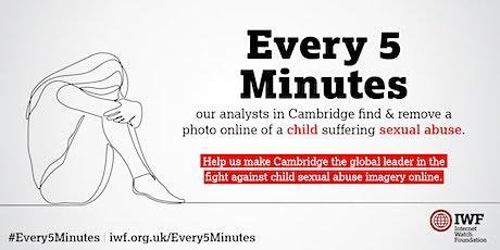 IWF 'Every 5 Minutes' Hackathon Cambridge tickets