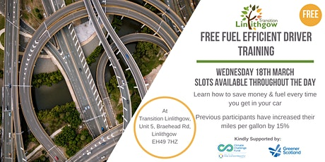 Free Fuel Efficient Driver Training Course tickets