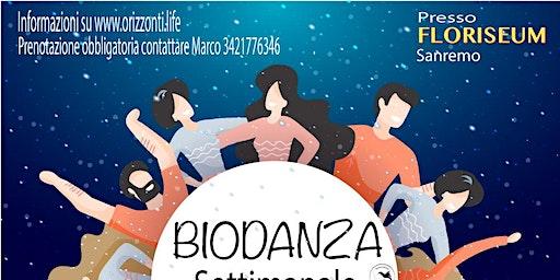 Corso di Biodanza Sanremo