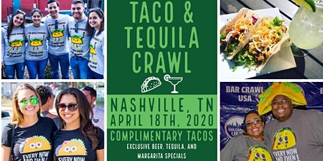 Taco & Tequila Crawl: Nashville tickets