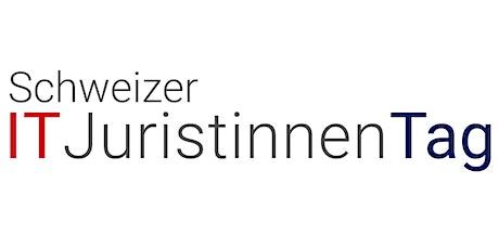 1. Schweizer IT-JuristinnenTag Tickets