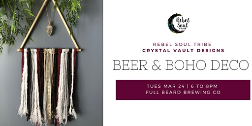 Beer & Boho Deco