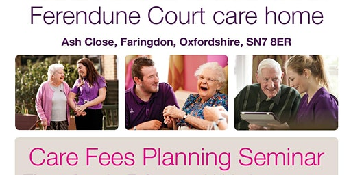 Care fees planning seminar