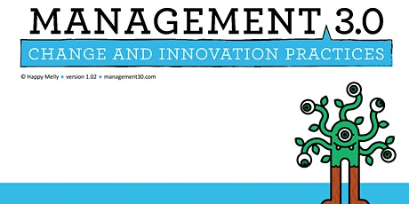Management 3.0 - Modern Management Practices for Agile Organizations tickets
