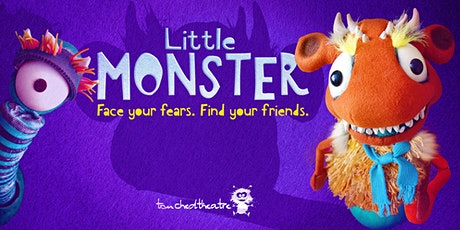 Little Monster - Family theatre @ Yate Library performance tickets