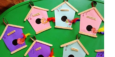 Prestbury Library Half Term Craft Activity