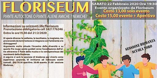 Floriseum Vita delle Piante e Biodanza