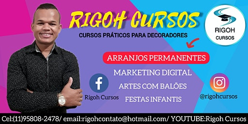 CURSO PRÁTICO DE ARRANJOS PERMANENTES C/RIGOH