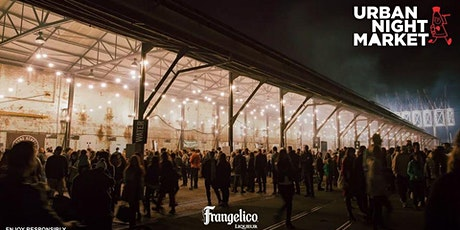 Munich Urban Night Market 2020 hosted by Frangelico Tickets