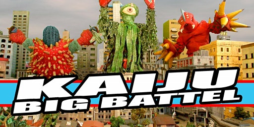 Kaiju Big Battel at ONCE Ballroom
