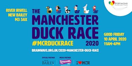 Manchester Duck Race tickets