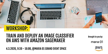 Train and deploy an image classifier on AWS with Amazon Sagemaker tickets