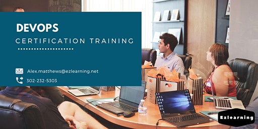 Devops Certification Training in Cap-de-la-Madeleine, PE
