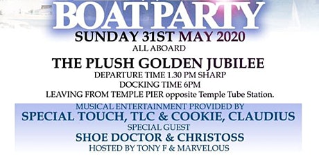 COOL & CLASSY ALL WHITE BOAT DANCE tickets
