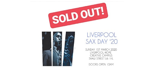 Liverpool Sax Day '20