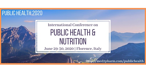 International Conference on Public Health and Nutrition