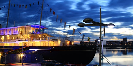'Scots on a Yacht' - Meet the Scottish ADR community tickets