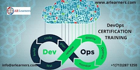DevOps Certification Training in Bakersfield, CA, USA tickets