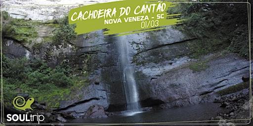 01/03/2020 - Cachoeira do Cantão - Nova Veneza/SC